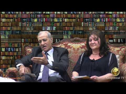 GEOPOLITICAL TV | Վերնատան Հյուրերը | Margaret Deranc | Armen Pashayan | Ruzanna Mkhitaryan