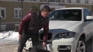 тест BMW X6 facelift (2012) www.skorost-tv.ru