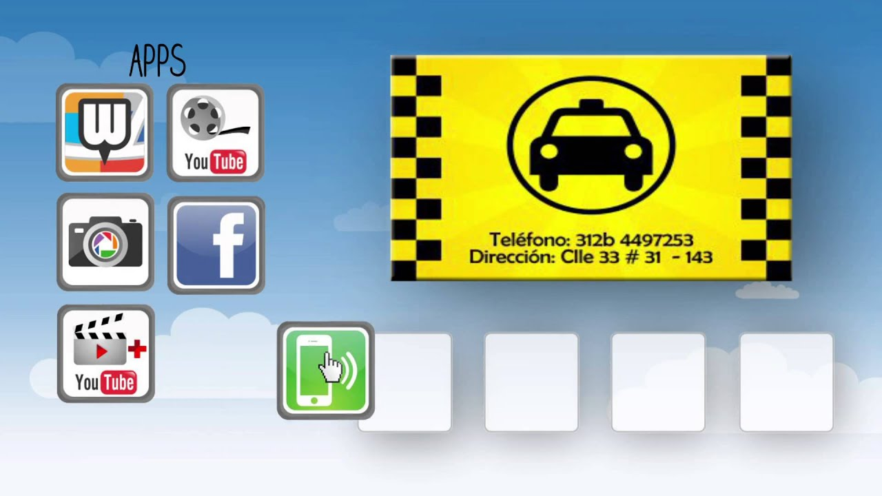 crea tu tarjeta de presentación o tarjeta de visita online gratis