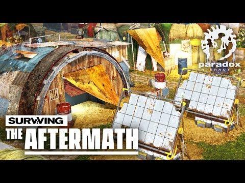 Surviving The Aftermath - Перебои электричества, буря! #9 [1080p@60]