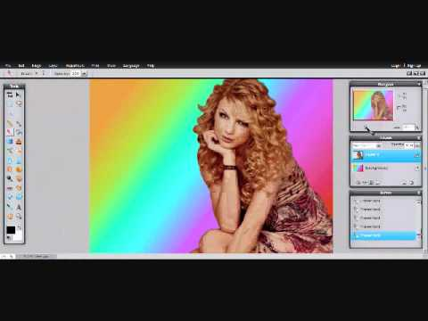 how to stop using lasso tool pixlr