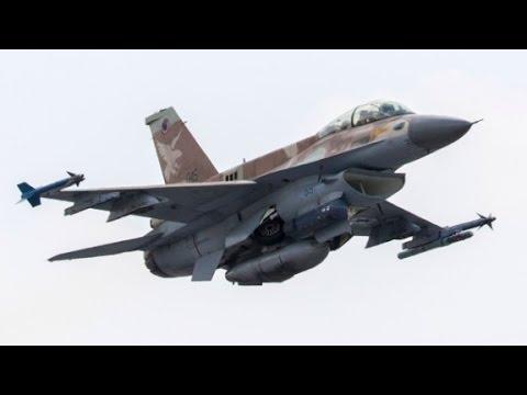 Israeli jets strike