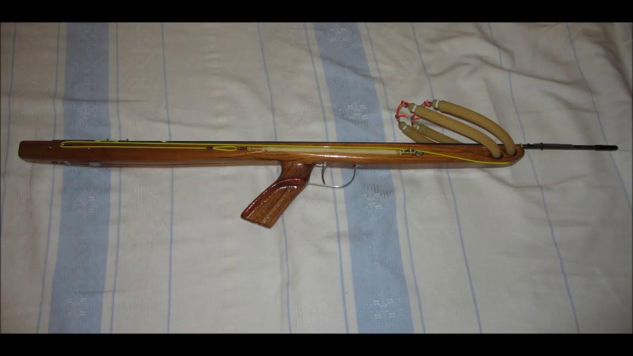 Ружье для подводной охоты своими руками видео фото 780