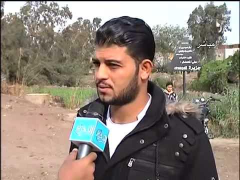 تامر المحمدي قبل موته على قناة التحرير
