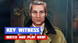 Key Witness · Game · Gameplay