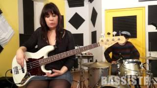 Perrine Diehl - Bassiste Magazine #60