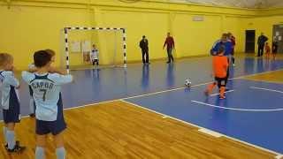 Финал. Нижний Новгород - Ульяновск (оранжевые).Серия пенальти