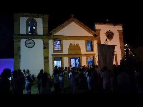 FESTA DE SANTO ANTÔNIO 2018 CHEGADA DA PROCISSÃO