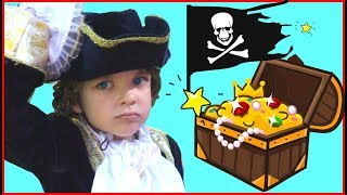 Makar and the Princess vs the pirates * Funny story about diamonds