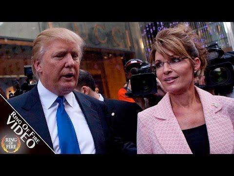 Sarah Palin Is Already Sick Of Trump