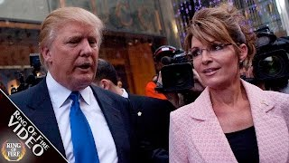 Sarah Palin Is Already Sick Of Trump