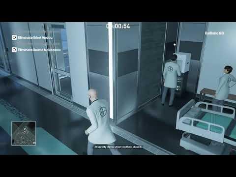 Hitman™:Contract -  Enforcer Hunt: Doctor 1:23