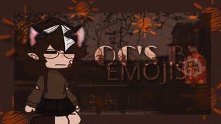 OC'S BY EMOJIS ³ 🧚🏼♂️.