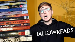 Don't Read These In the Dark: My Top 25 Halloween Book Recs