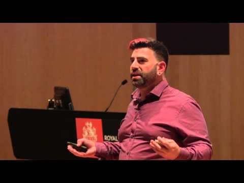 Liberate your sexuality and discover who you really are | London Faerie | TEDxRoyalHolloway