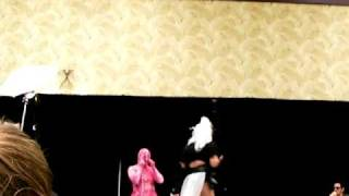this is entry 2 from Team Chobits Members Manchii as Fran , Lollipop as T-beast , and Emu as Talim . this took place at AFO ( Anime Festival Orlando ) this took ...