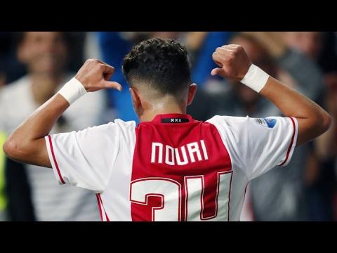 Abdelhak Nouri | Age 19 | Assists,Skills, Goals |