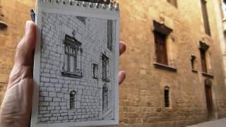 Drawing a simple window - Dibujando una simple ventana