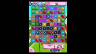Candy Crush Saga Level 195 Walkthrough