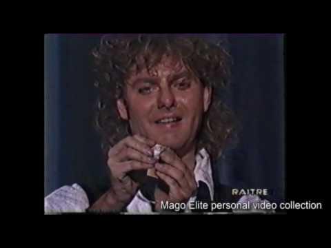 Joe Labero 1994, MonteCarlo Magic Festival  Mago Elite video collection