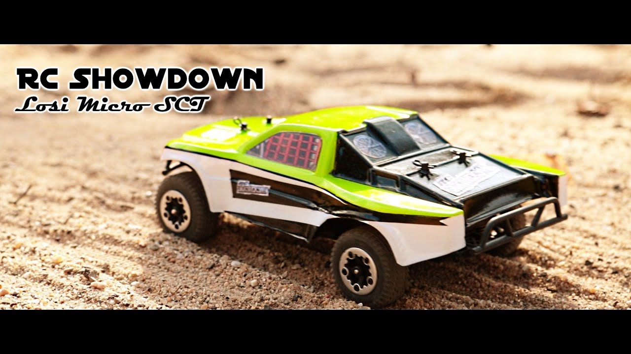 "Losi Micro SCT ""RC Showdown Edition"""
