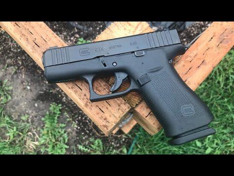 Download Glock 43X - Initial Impressions
