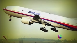 Qué dijeron los tripulantes del avión de Malasia durante la última hora