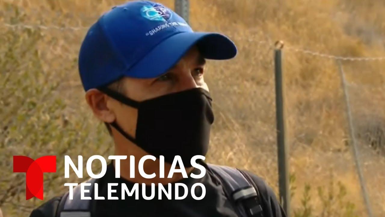 Activista recorre California para ayudar a indocumentados | Noticias Telemundo