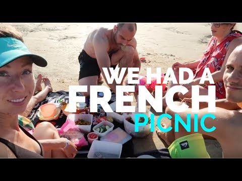 A TYPICAL DAY IN FRANCE {Surfing & a Newborn Baby}