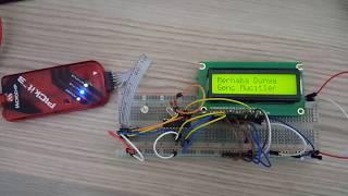 PIC Mikrodenetleyici ile LCD Ekran Kullanımı