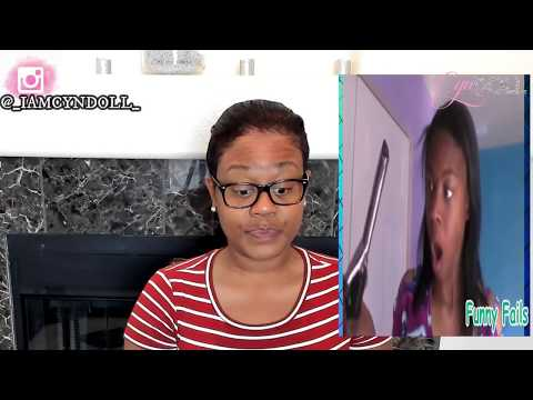 HAIRDRESSER REACTS TO NATURAL HAIR FAILS!!