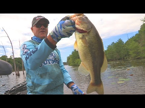 FOX Sports Outdoors SouthEAST #16 - 2017 Millwood Lake Arkansas Bass Fishing