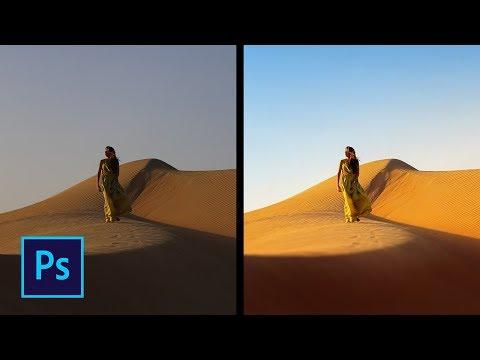 Как сделать фото ярким и насыщенным в фотошопе