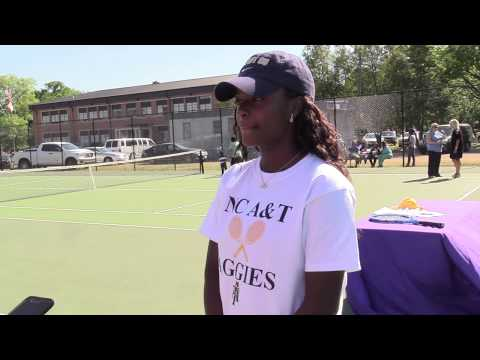 Brenna Bryant's Commitment to NC A & T University
