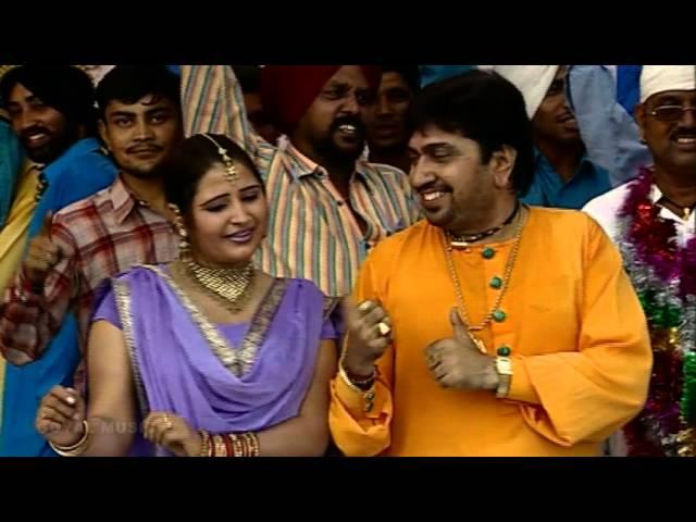 Surinder Shinda - Sudesh Kumari - Votan Vich Khadi - Goyal Music - Official Song