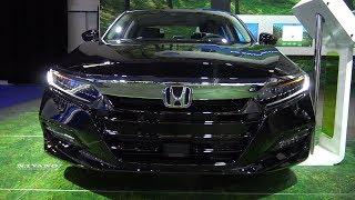 2018 Honda Accord Hybrid - Exterior And Interior Walkaround - 2018 Montreal Auto Show