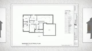 #97 Autocad House Plans Cad Dwg Construction Drawings