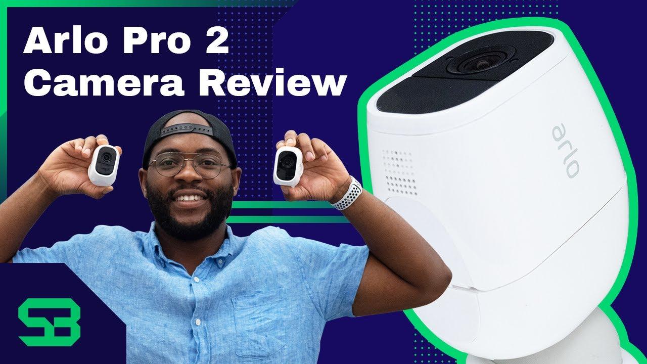 Arlo Pro 2 Camera Review
