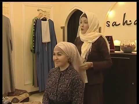 Новая коллекция мусульманских велюровых платьев в пол. - YouTube