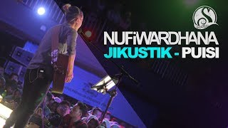 Nufi Wardhana - Puisi (live cover version) MP3