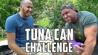 Tuna Tin Can Challenge vs Crazy Russian Hacker!