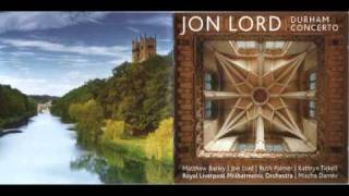 Jon Lord - The Cathedral at Dawn