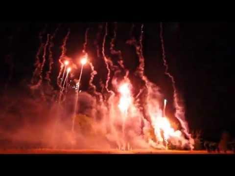 Disney Low Noise Pyromusical