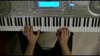 титаник на фортепиано