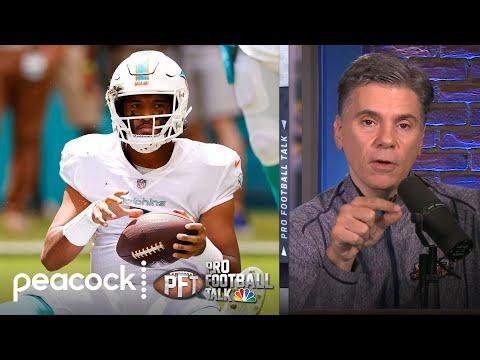 Are Dolphins staying vague on Tua Tagovailoa to get Deshaun Watson?  Pro Football Talk  NBC Sports