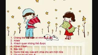 Những bài nhạc Hoa ngọt ngào và đáng yêu