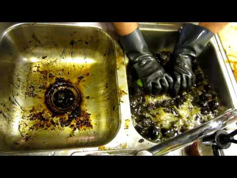 How to clean Black Walnuts in your kitchen
