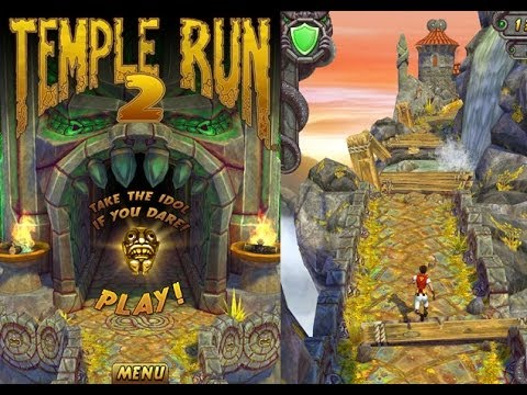 Play TEMPLE RUN 2 on Your PC
