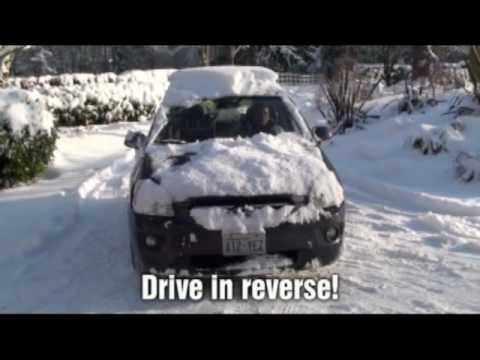 How to Drive Up Hills in Snow - SeattleAuto.net