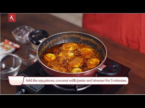 Egg Gravy   Mutta Kuruma Recipe   Egg Curry Masala - Annapoorna Masalas & Spices